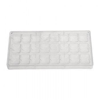 Schneider Chocolate Mould Square