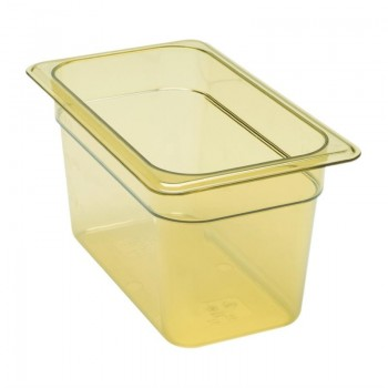 Cambro High Heat 1/4 Gastronorm Food Pan 150mm