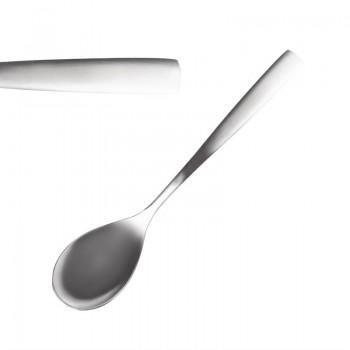 Comas Dessert Spoon Satin