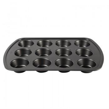 Avanti Non-Stick Muffin Tray 12 Cup