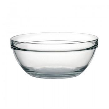 Arcoroc Chefs Glass Bowl 4.3 Ltr