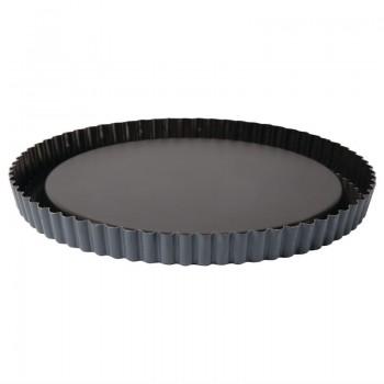 Matfer Non-Stick Flan Tin 250mm
