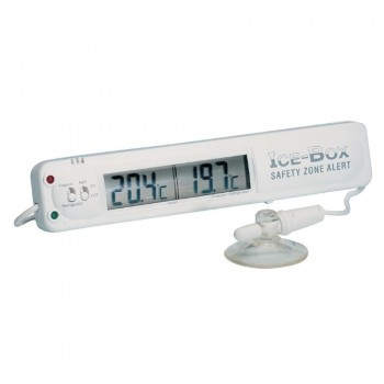 Hygiplas Fridge Freezer Thermometer With Alarm