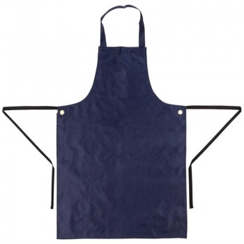 Whites Light Duty Waterproof Bib Apron Blue
