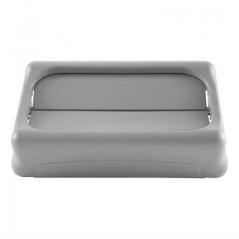 Rubbermaid General Purpose Swing Lid Grey