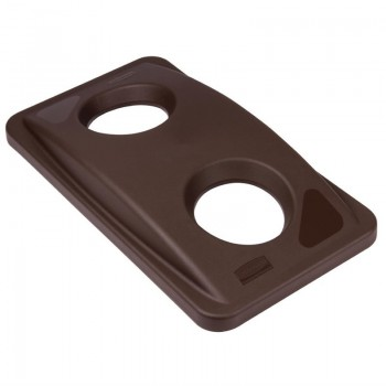 Rubbermaid Brown Bottle Lid