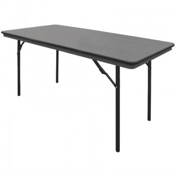 Bolero ABS Rectangular Folding Table 5ft