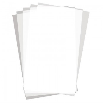 Greaseproof Paper Sheets Plain 255 x 406mm