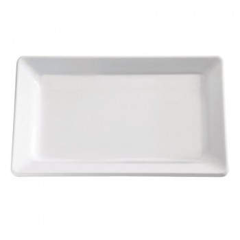 APS Pure Melamine Tray White GN 1/2