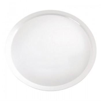 APS Pure Melamine Round Tray White 510mm