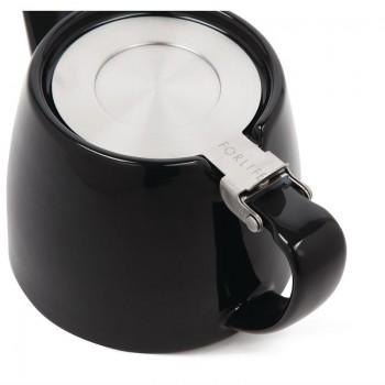 Forlife Stump Teapot Black 510ml