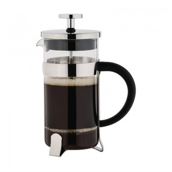 Olympia Contemporary Glass Cafetiere 3 Cup
