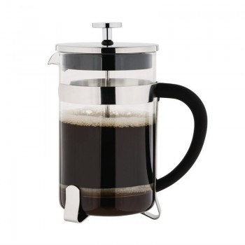 Olympia Contemporary Glass Cafetiere 6 Cup