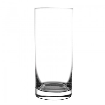 Olympia Crystal Hi Ball Glasses 285ml