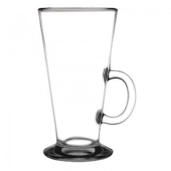 Olympia Toughened Latte Glasses 285ml