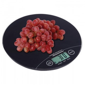Weighstation Electronic Round Scales 5kg
