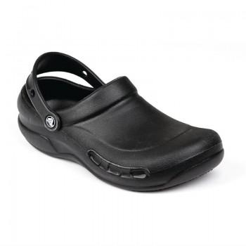 Crocs Black Bistro Clogs 45.5