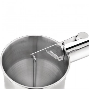 Vogue Stainless Steel Piston Funnel 1.3ltr