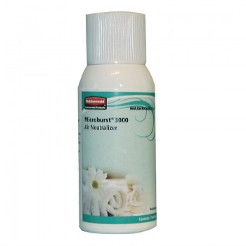 Rubbermaid Microburst AirCare Air Freshener Refills Purifying Spa 75ml