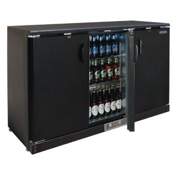 Polar Solid Door Display Cooler 273 Bottles