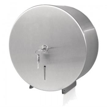 Jantex Stainless Steel Jumbo Roll Tissue Dispenser