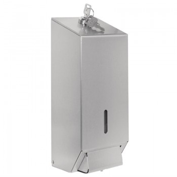 Jantex Stainless Steel Soap Dispenser 1 Litre