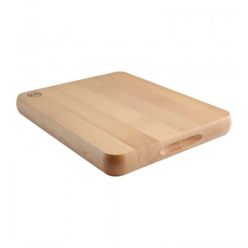 T&G Beech Wood Chopping Board Medium