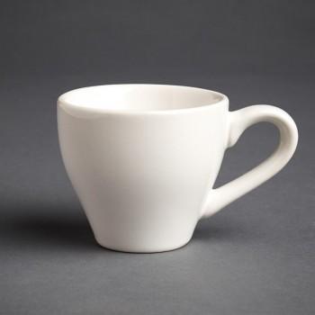Olympia Café espressokoppen wit 10cl