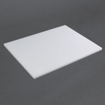 Hygiplas LDPE Chopping Board White