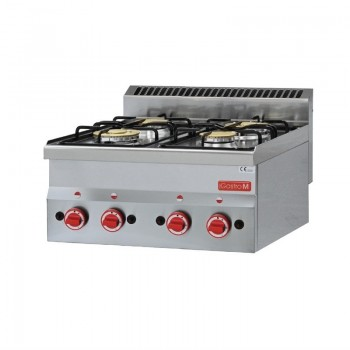 Gascooker 60/60PCG - Natural Gas 4 Burner