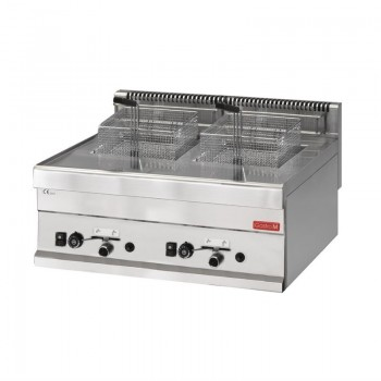 Gas Fryer 65/70FRG, 8+8 liter