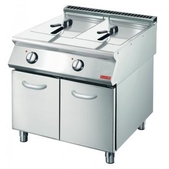 Electric fryer GM70/80FRE 10 + 10 Liter