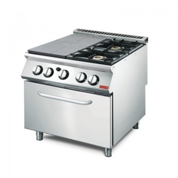 Gastro-M Gas Solid Top range GM70/80 TPPCFG