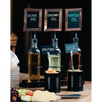 Olympia Olive Oil and Vinegar Bottle 250ml