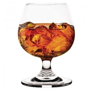 Olympia Crystal Brandy Glasses 255ml