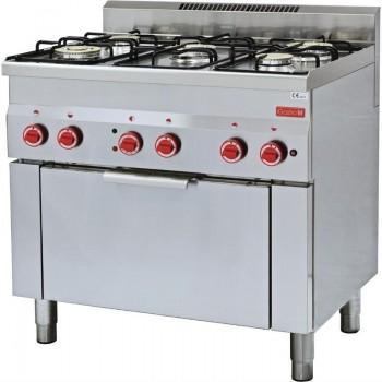 Gastro M 600 Dual Fuel Oven 60/90CFGE