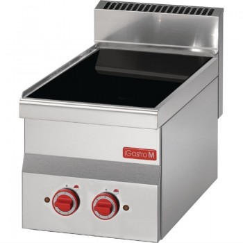 GN019 - Gastro-M 600serieElectric cercamic-glass boiling top 60/30 PVE