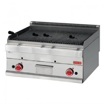 Gastro-M 650serie Gas Lavastone grill 65/70GRL