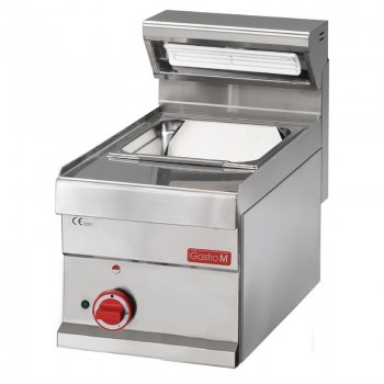 GN064 - Gastro-M 650serie Electric heated chip Scuttle