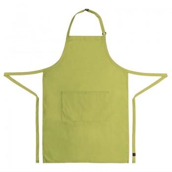 Chef Works Bib Apron Lime