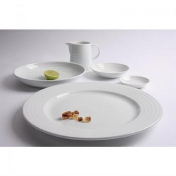 Intenzzo White plate 16 cm