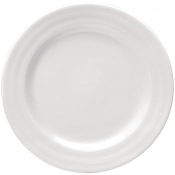 Intenzzo White plate 21 cm