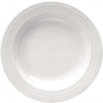 Intenzzo White soup plate 23 cm