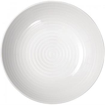 Intenzzo White pasta plate 30 cm