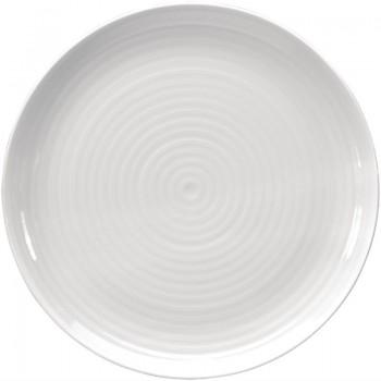 Intenzzo White Coupe plate 31 cm