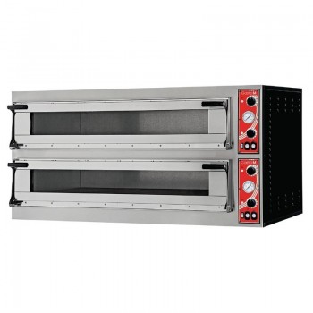 GASTRO-M pizzaoven 2 chamber type ''Milan 2''