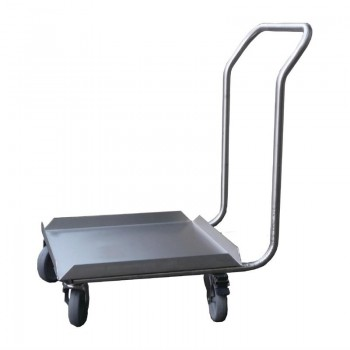 Gastro-M rack dolly with handle 50x50cm