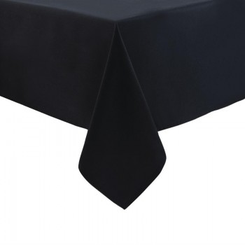 Occasions Tablecloth Black 2290 x 2290mm