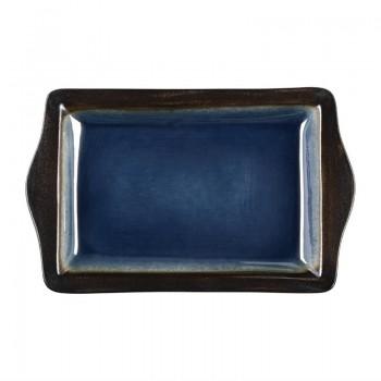 Olympia Nomi Platter Blue 283mm