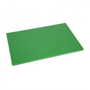 Hygiplas Anti-bacterial Low Density Chopping Board Green